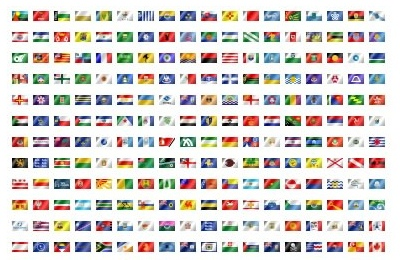 A Huge Collection of Free Country Flag Icon Set