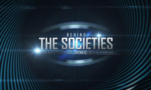 Behind Societies - Cinematic Trailers