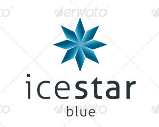 Ice Star Logo Templates