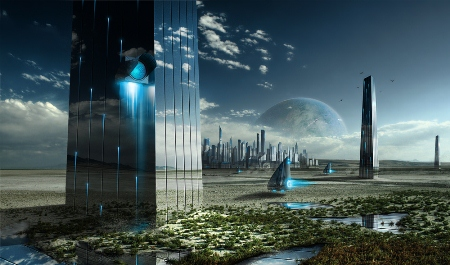 20 Imaginative Photo Manipulations Visualizing the Future