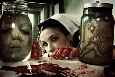 Recreate Horror Photo Manipulation