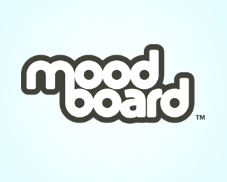 Mood board Logo Design