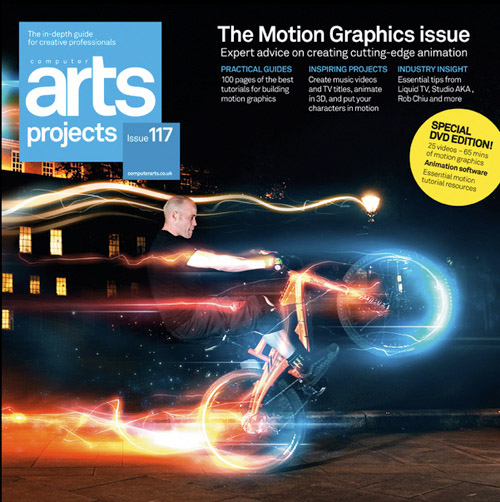 The Motion Graphics Issue
