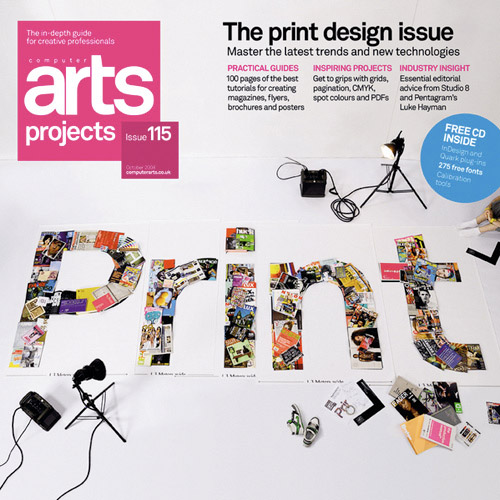 The Print Design Issue
