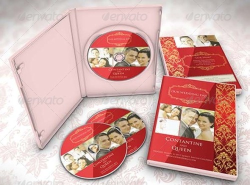 5 Beautiful Wedding DVD