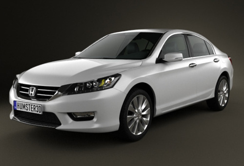 Honda Accord (Inspire) 2013