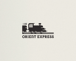 20 Stunningly Beautiful Railroad and Train Logo Designs