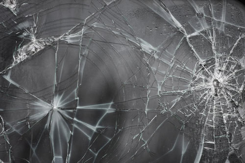 Cracked Glass Texture II