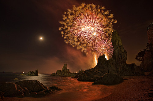 25 Astonishing Examples of Fireworks Photography