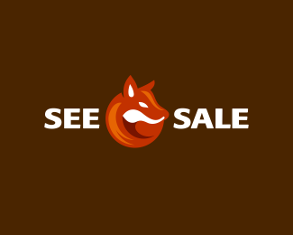 See Sale Logo Design