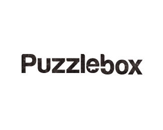 Puzzle Box Potential Logo Design