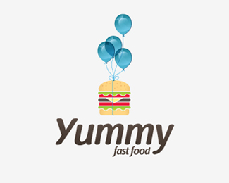 Yummy Logo Design