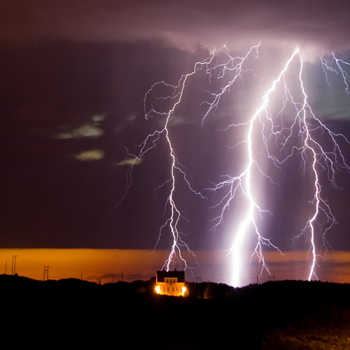 Thunderstorm Photography