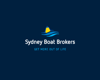 Sydney Boat Brokers Logo Design
