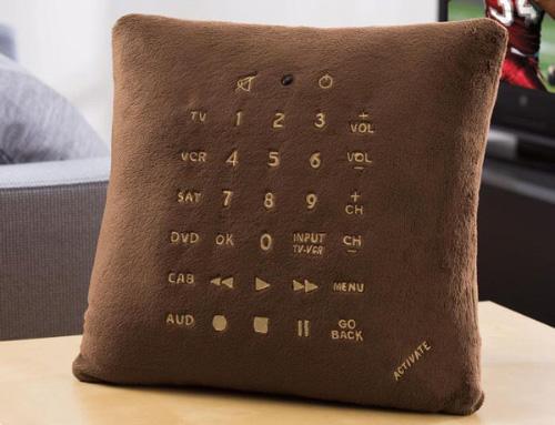 Pillow TV Remote