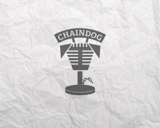 Chaindog Productions Logo Design