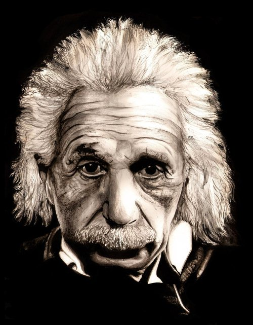 Albert Einstein Artworks