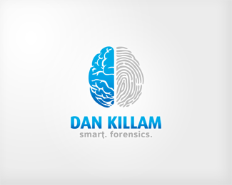 Dan Killam Logo Design