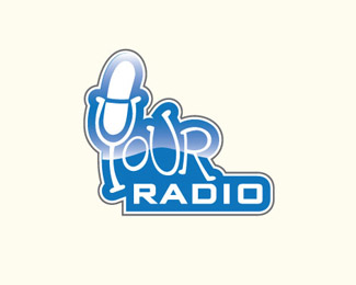 Your Radio Logo Design