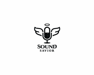 Sound Saviour Logo Design