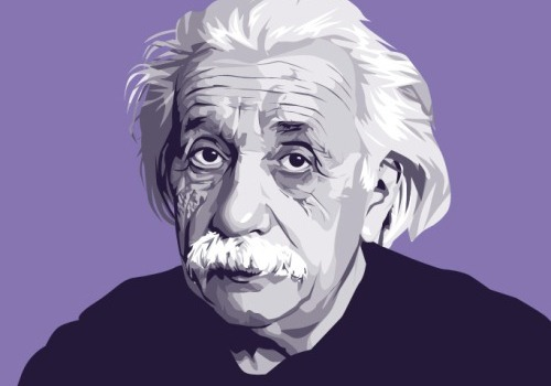 Tribute: 20 Albert Einstein Artworks and Illustrations