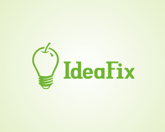 Idea Fix Logo Design