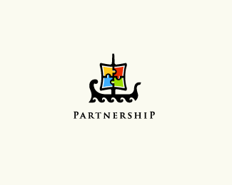 Partnership Logo Design
