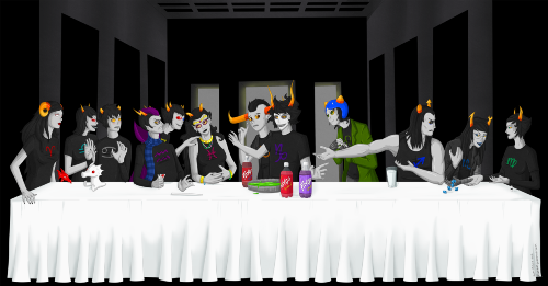The Last Supper Slime