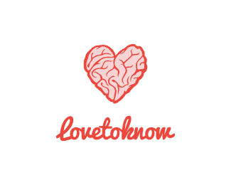 Love to know Logo Design