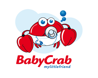 Baby Crab Logo Designs