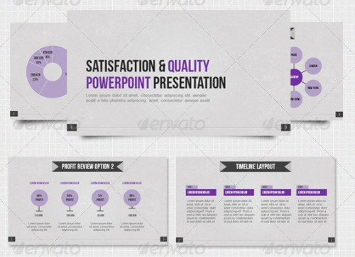 20 best business powerpoint presentation templates, Modern powerpoint