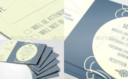 Cordial Wedding Invitation Templates
