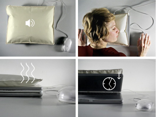iSleep Pillow