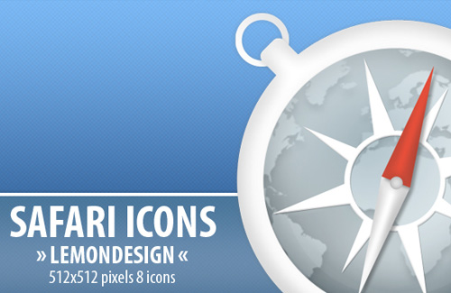 Free Safari Icons