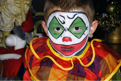 Cute Clown