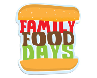Family Food Days Logo Design