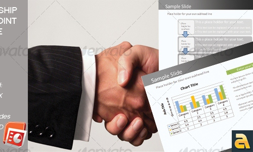 Partnership Business PowerPoint Presentations