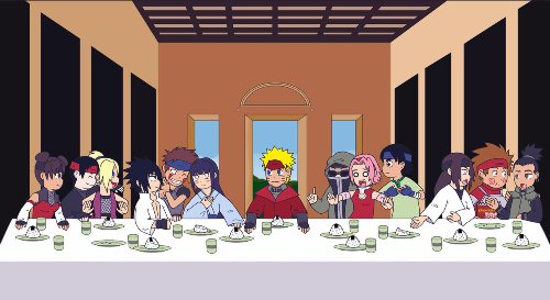 Naruto Shippuden: The Last Supper at Konoha