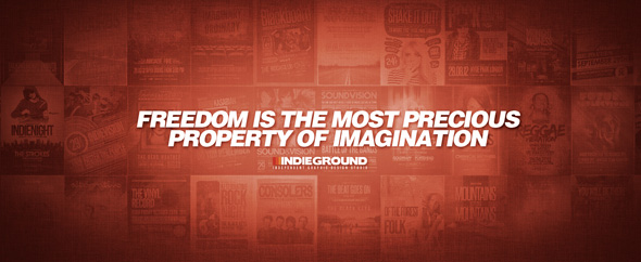 IndieGround - GraphicRiver Author