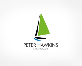 Peter Hawkins Logo Design