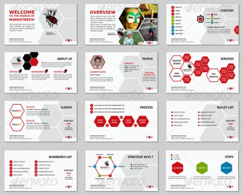 Best Business Powerpoint Presentation Templates