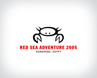 Red Sea Adventure Logo Design