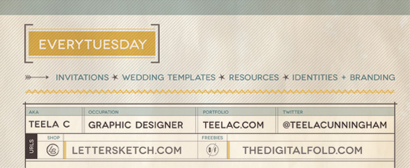 EveryTuesday - GraphicRiver Author