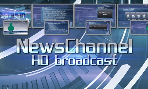 News Package - HD Broadcast Design