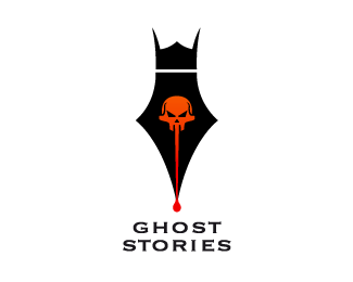 Ghost Stories Logo Design