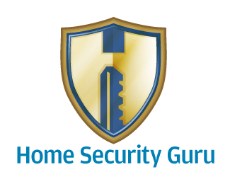 Home Security Guru Logo Design