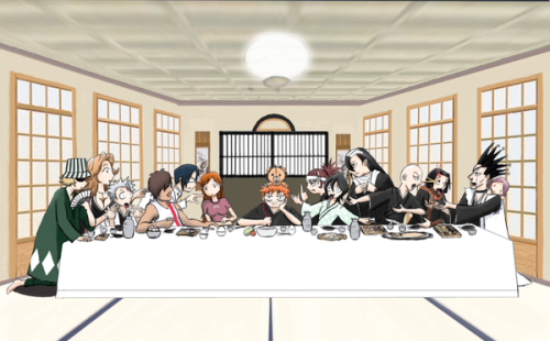 Bleach - The Last Supper
