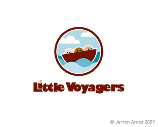 Little Voyage Logo Design