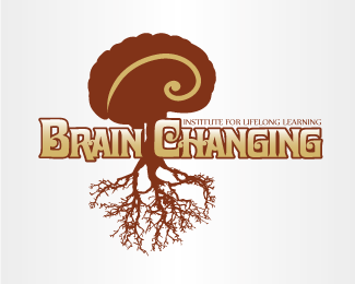 Brain Changing Logo Design