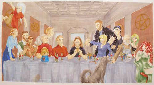 100610 The Last Supper Parodies
